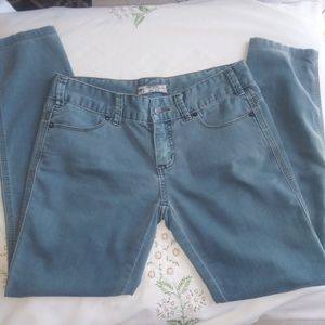 Free People Skinny washed jeans size 27